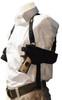 Garrison Grip Horizontal Shoulder Holster Fits 1911, GLOCK 17, 19, 22, 23, 31...