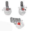 Garrison Grip Micro  Trigger Stop Holster Fits  Taurus Millennium G2 & G2C, PT111 9mm (s16)