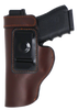 Copy of  Garrison Grip Premium Brazilian Leather IWB Inside Waistband Holster Fits The Glock 17 19 23 31 & 33