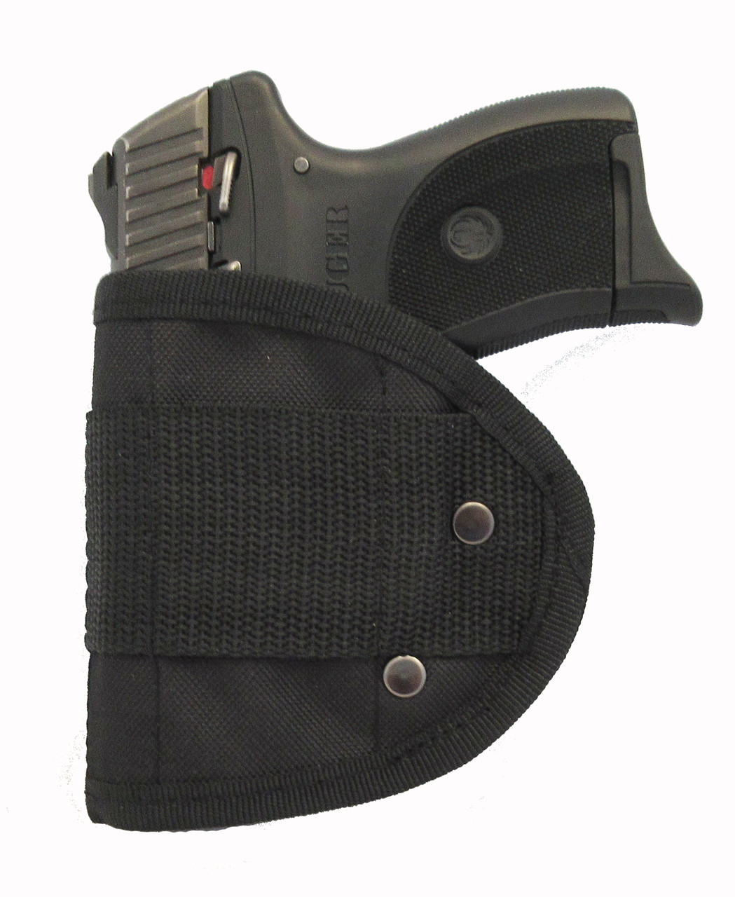 Inside Waistband Poly Sling Holster Fits Ruger LC9 9mm with Viridian Laser IWB (S2)