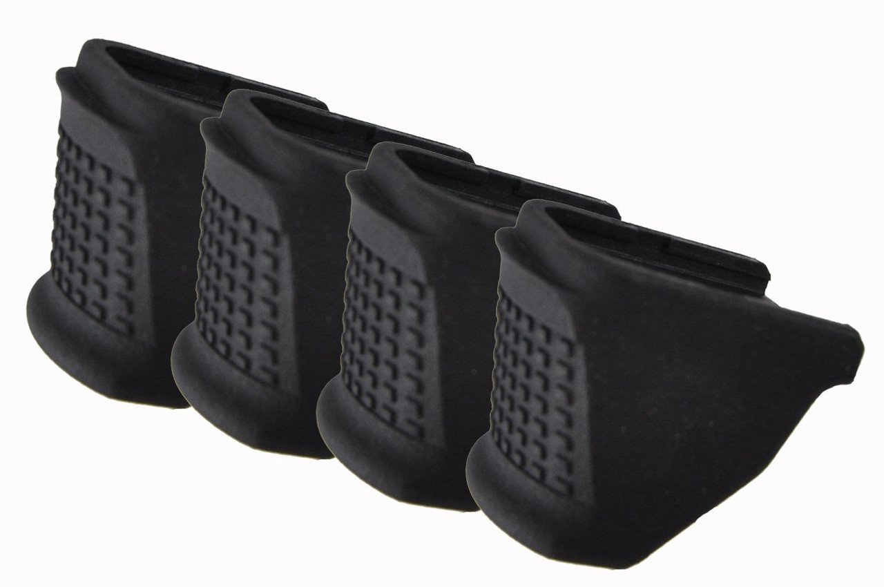 "GLOCK Models 26 27 33 39 Sub Compact 1.5"" Extra Long GARRISON Grip Extension"