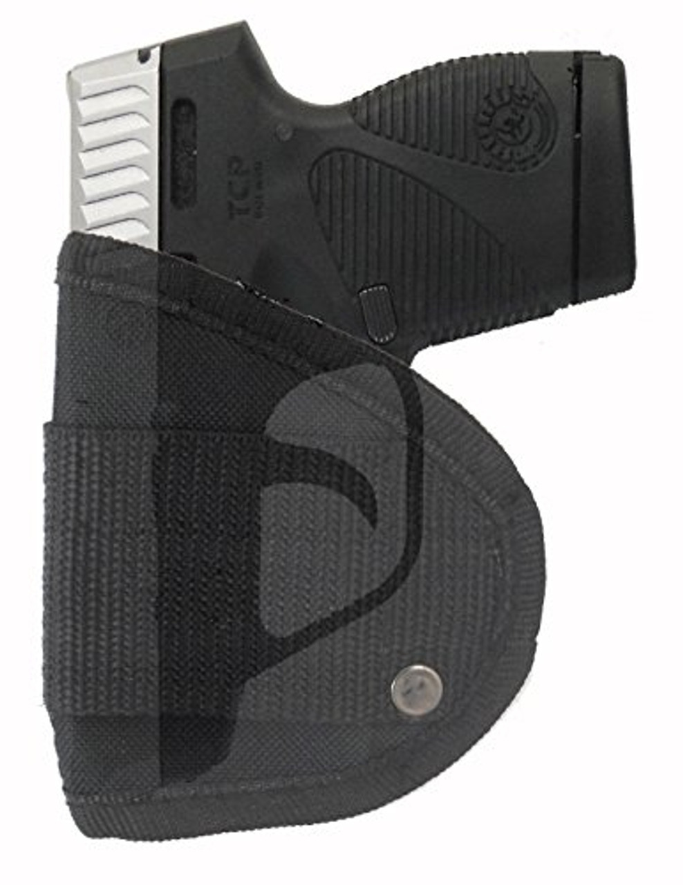 Taurus PT732 and PT738 Custom Fit Inside Waistband Easy Draw Woven Poly Comfort Holster by Garrison Grip IWB (S1)