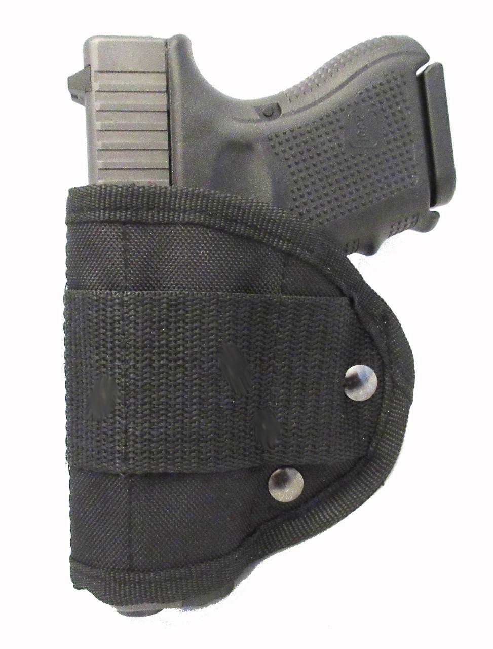 Inside Waistband Poly Sling Holster Fits Glock 26 27 28 29 30 33 39 IWB (M2)