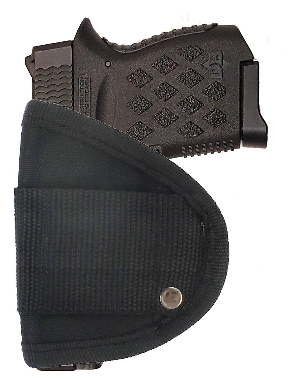 Inside Waistband Poly Sling Holster Fits Diamondback DB9 9mm IWB (S1)
