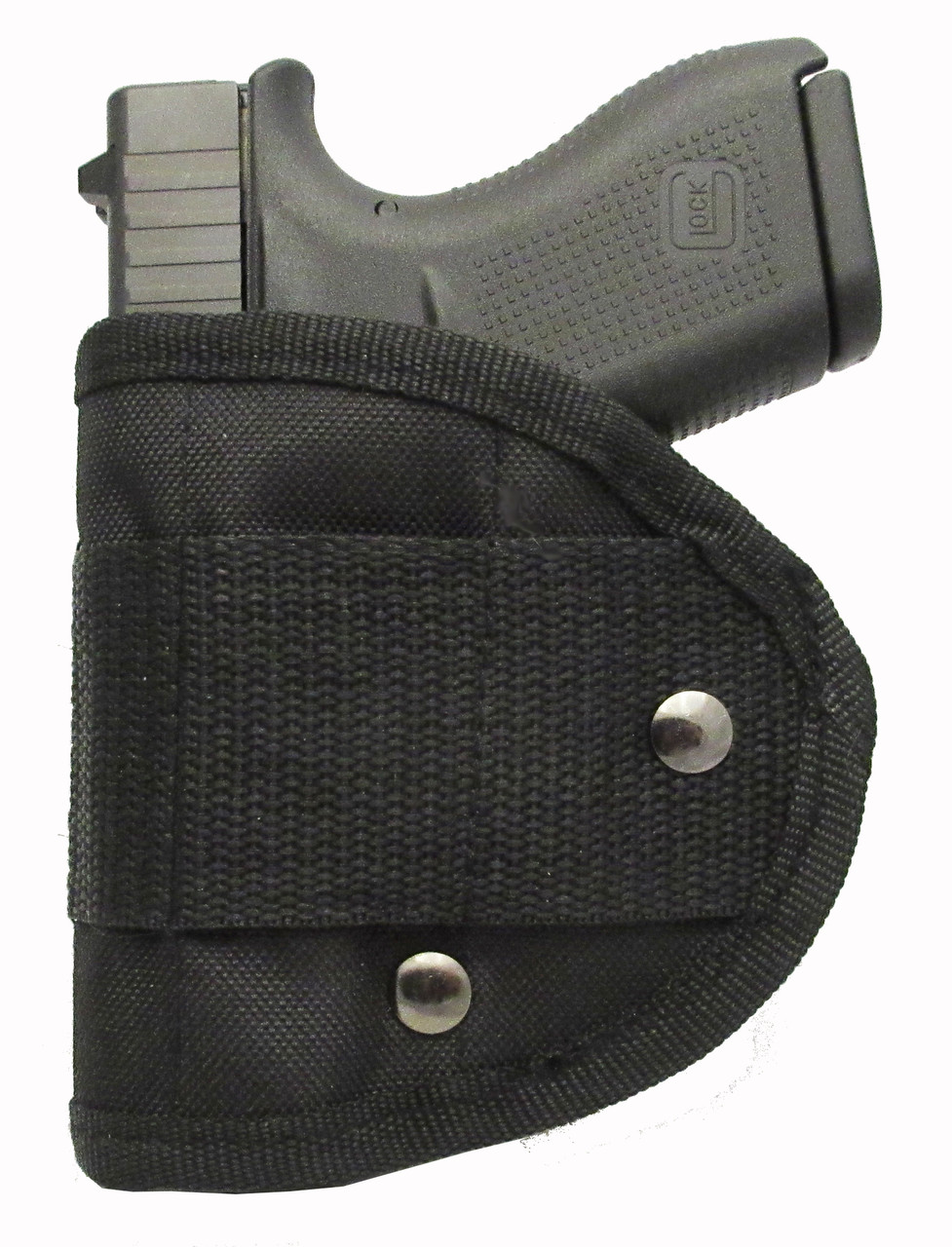Inside Waistband Poly Sling Holster Fits Glock 43 with CTL IWB
