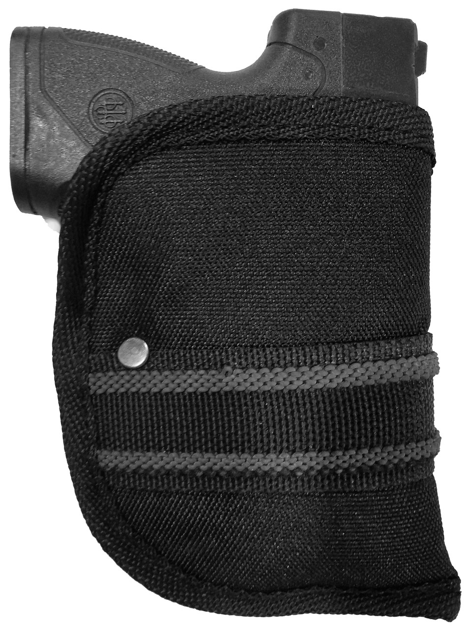 Woven Poly Pocket Holster Fits Beretta Nano (W2)