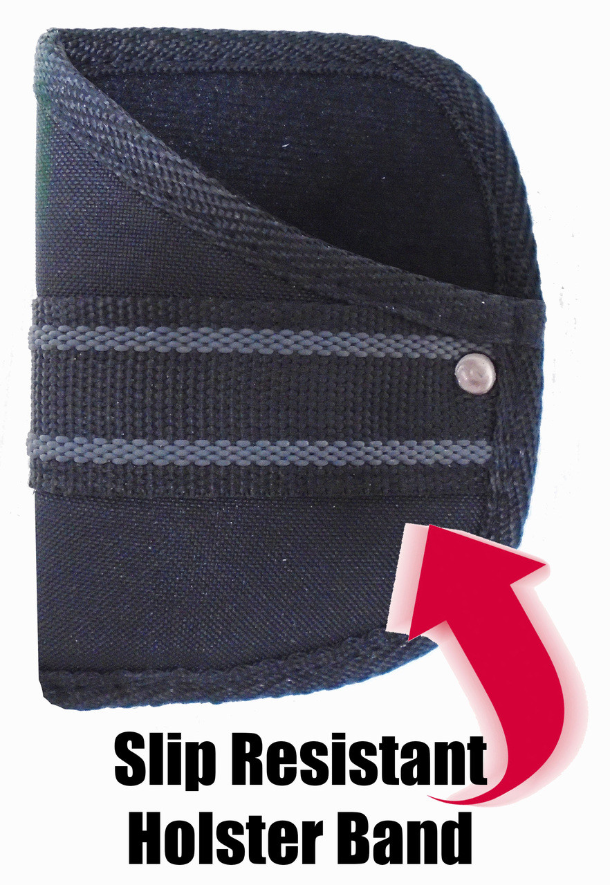 Woven Poly Pocket Holster Fits Taurus PT738 TCP 380 (W2)