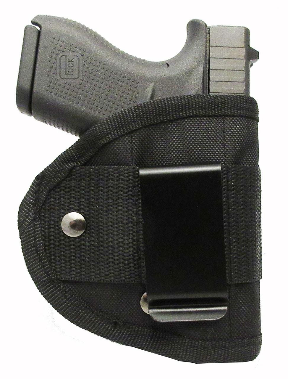 Garrison Grip Inside Waistband Woven Sling Holster Fits Glock 43 G43 9mm IWB (M4)