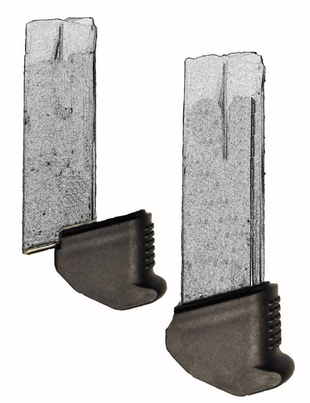 Garrison Grip ONE 1.5 Inch Extra Long Grip Extension Fits Springfield XD9 and XD40 Sub Compact