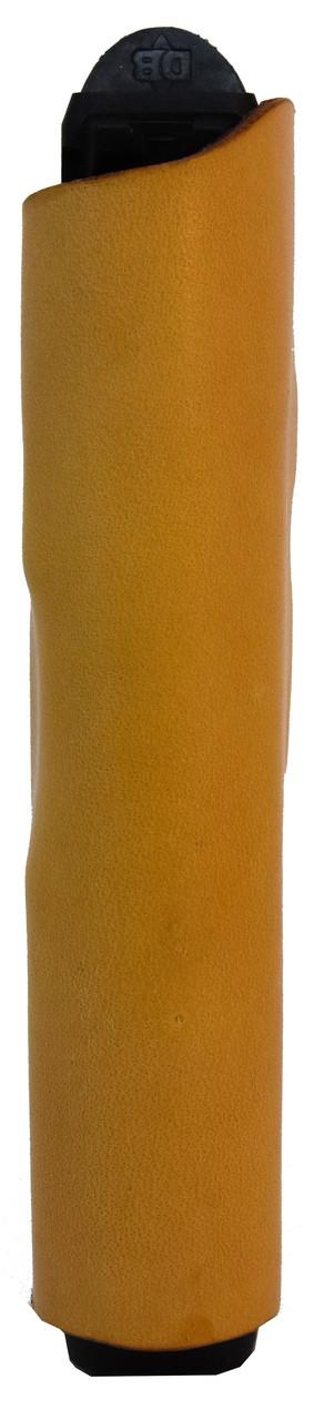 Tan Italian Leather Pocket Holster for Diamondback 9mm and Similar Guns