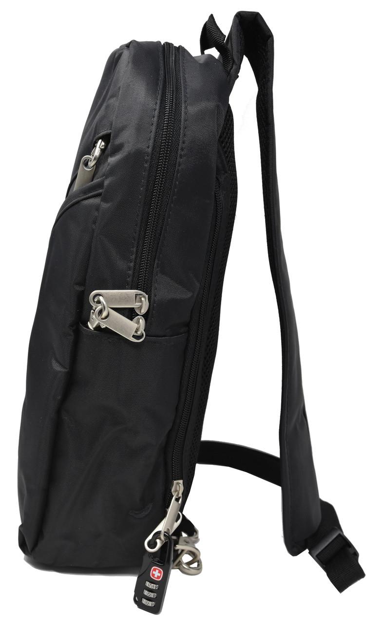 Garrison Grip Nylon Concealment Sling Bag for Medium  to Small Guns