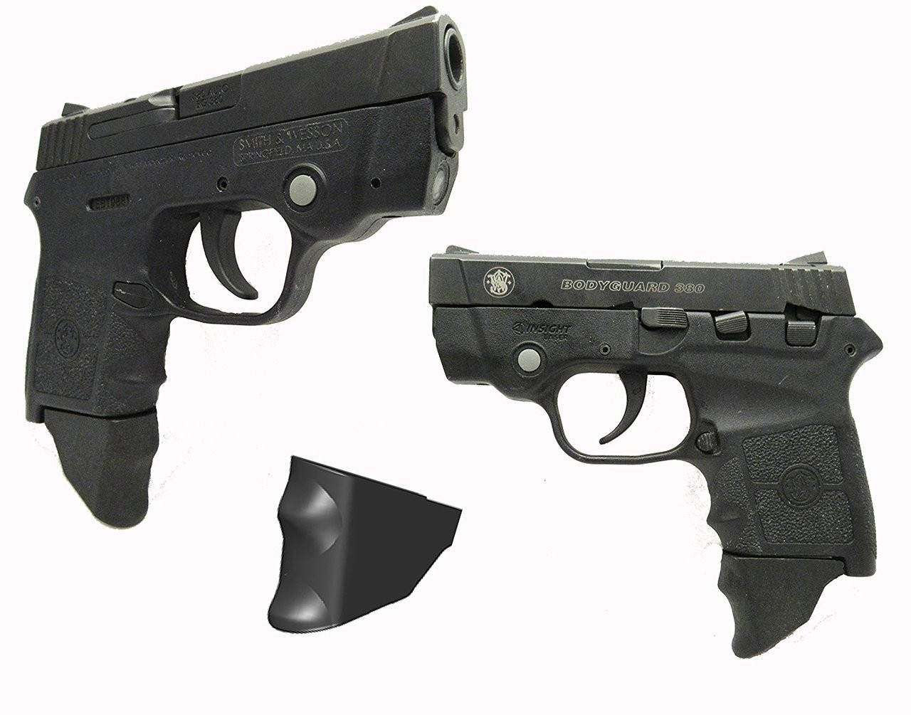 Garrison Grip Extension Fits Smith & Wesson Bodyguard 380 & M&P Bodyguard 380