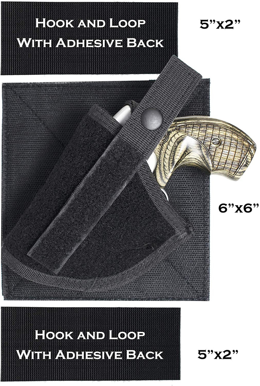 Garrison Grip Ready Pack Holster for Small Frame Revolvers and Semi Auto Pistols