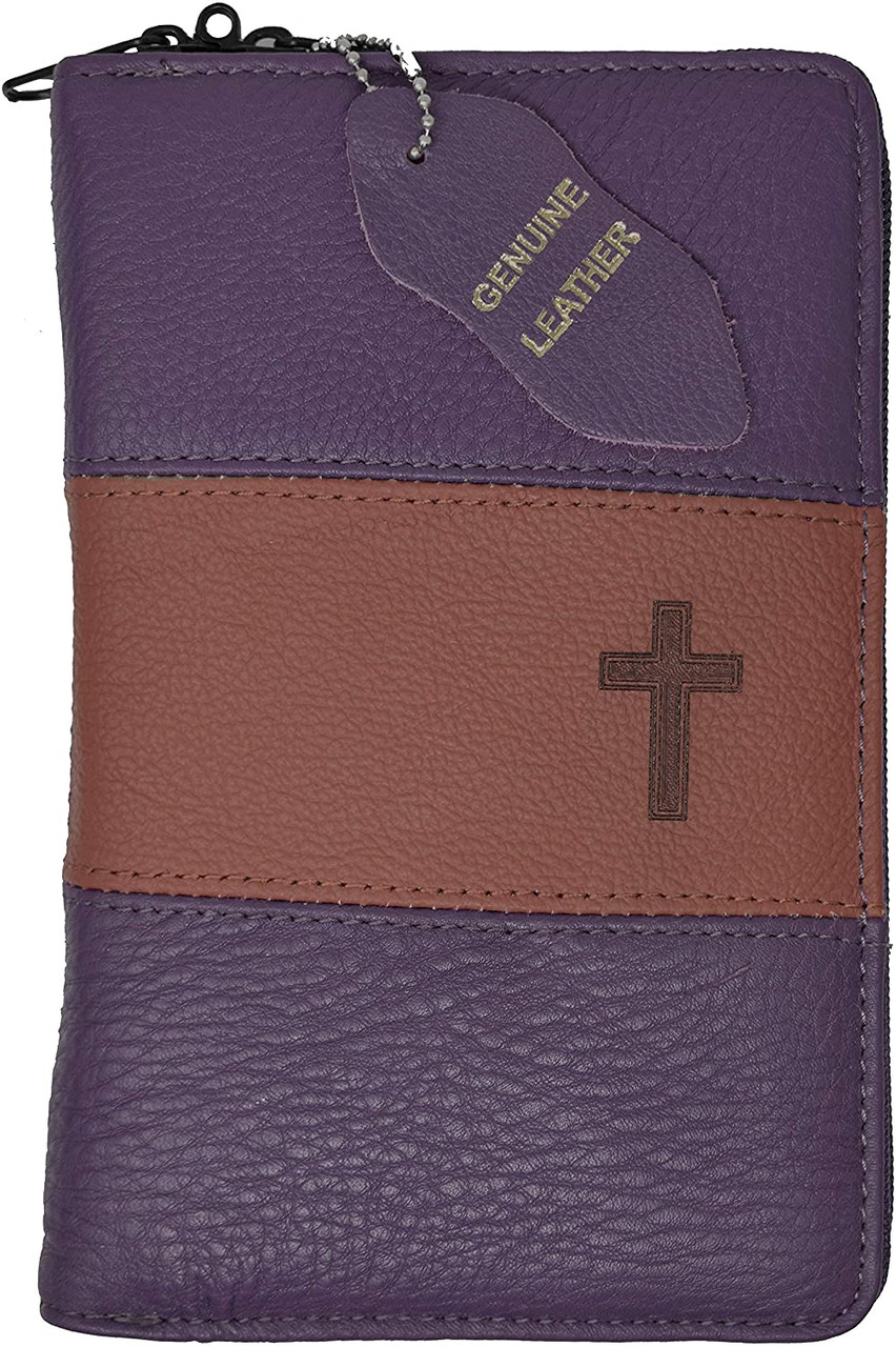 Garrison Grip Quality Leather CCW Bible Gun Case for Compact and Subcompact Guns (GTSN) PP
