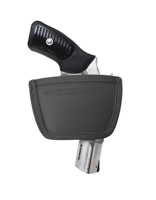 Garrison Grip Leather Inside and Outside Waistband Easy Slide Holster Fits Ruger SP101 Brown (SLH)