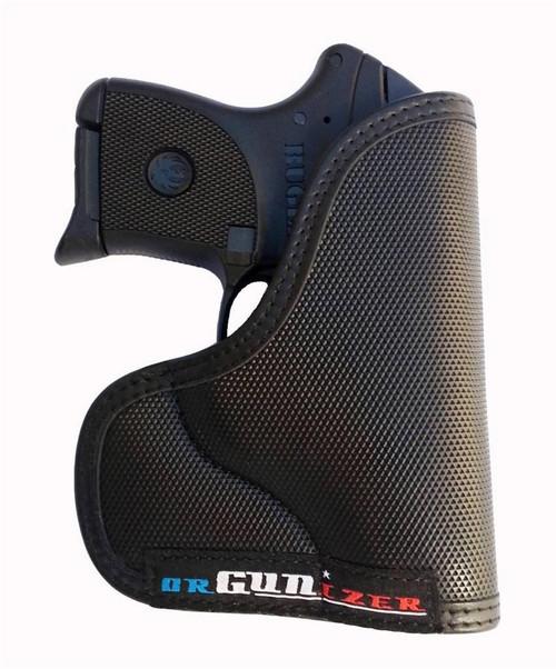 Ruger LCP 380 Ambidextrous orGUNizer Quick Flick Pocket Holster by Garrison Grip (B)