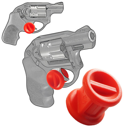 """Smith & Wesson Revolver """"J Frame"""" .22 Long Rifle .22 Magnum .357 Magnum 38 Special Fast Draw Micro Holster Trigger Stop"""