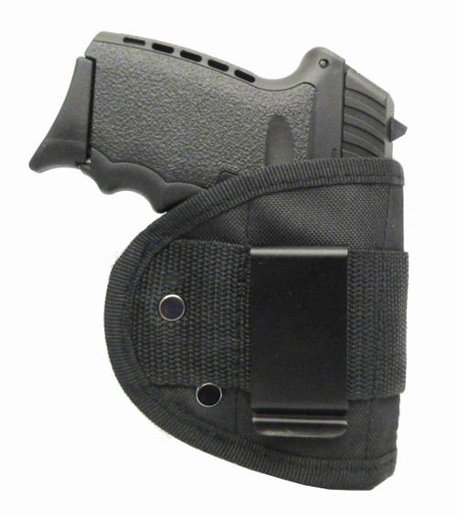 Inside Waistband Poly Sling Holster Fits SCCY CPX-1 & CPX-2 9mm IWB (M1)