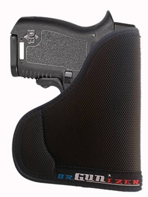 Diamondback DB380 ACP w/ CTC Laserguard Ambidextrous Custom Fit Leather Trimmed orGUNizer Pocket Holster by Garrison Grip (C )