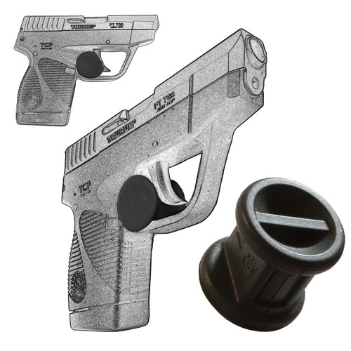 Taurus PT738 TCP .380 ACP Fast Draw Micro Holster Trigger Stop