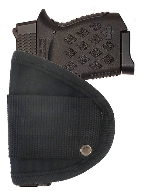 Inside Waistband Poly Sling Holster Fits Diamondback DB380 ACP IWB (S1)