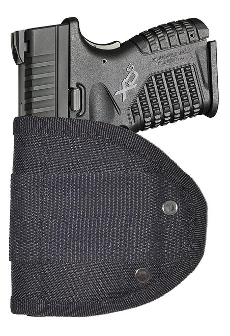 Inside Waistband Poly Sling Holster Fits Springfield XDs 45 IWB (M9)