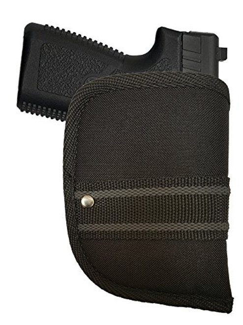 Woven Poly Pocket Holster Fits Kahr PM45 (W2)