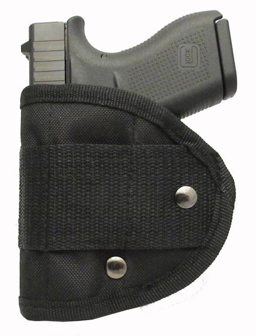 Inside Waistband Poly Sling Holster Fits Glock 43 G43 9mm IWB (M4)
