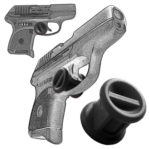 Trigger Stop Holster Fits Ruger LC9 9mm & LC380  s22
