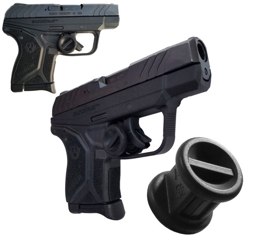 Trigger Stop Holster Fits Ruger LCP II (2) 380 Black s16