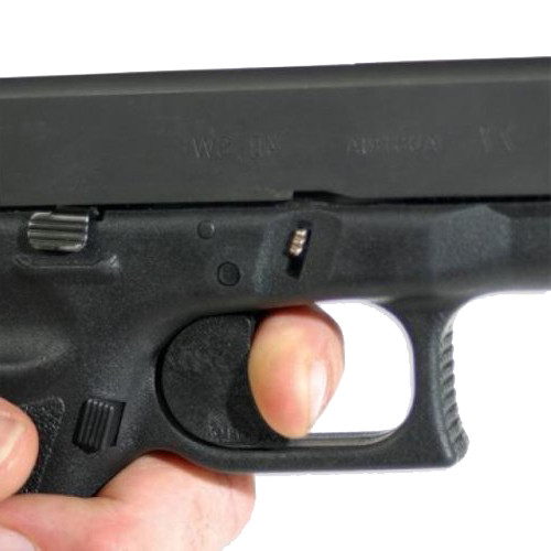 Garrison Grip SAF-T-BLOK  Left Handed Adjustable Trigger Block Holster For All GLOCK 's After January 1998