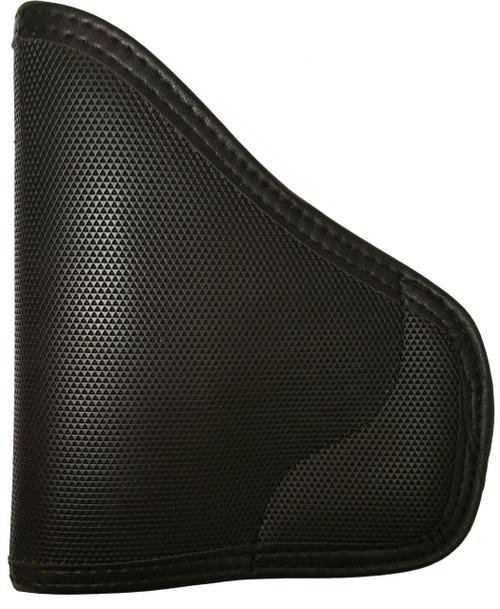 Smith & Wesson Bodyguard 380 Leather Trimmed Custom orGUNizer Pocket Holster (A)