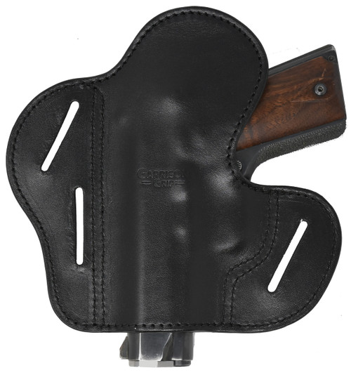 Garrison Grip Tan Italian Leather Tactical Holster For All 1911 Commander Models