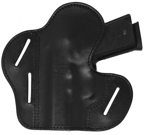 Garrison Grip Tan Italian Leather Tactical Holster For All 1911 Officer Models