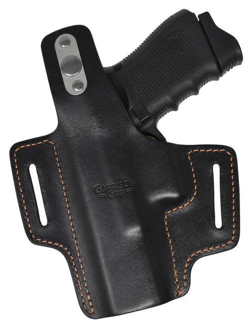 Garrison Grip Premium Italian Formed Leather Tactical Holster For Large Frame Glocks (GF2)