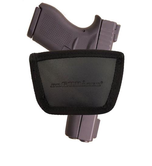 Garrison Grip Leather Inside and Outside Waistband Easy Slide Holster Fits Glock 43
