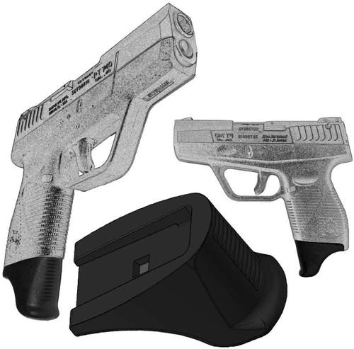 Garrison Grip 1.25 Inch Extension Fits Taurus PT709 and PT740