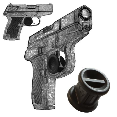 Garrison Grip Micro Trigger Stop Holster Fits Kel-Tec P11 9mm (s22)