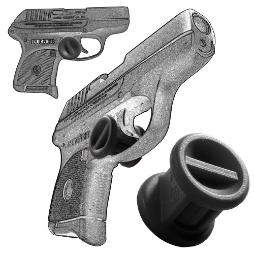 Garrison Grip Micro Trigger Stop Holster Fits Ruger  LCPII 380 (s-16)