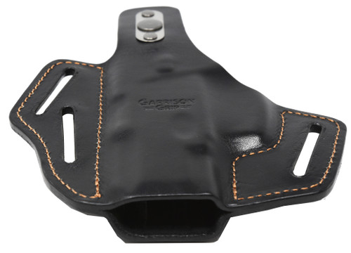 Garrison Grip Premium Full Grain Italian Leather 2 Position Tactical Holster Fits S&W M&P Shield 40
