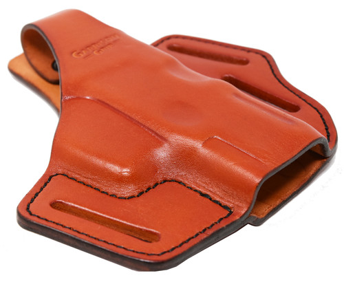 Garrison Grip Premium Full Grain Italian Leather 2 Position Tactical Holster Fits TAURUS PT111 ( Gen2, G2, G2c) (Tan)