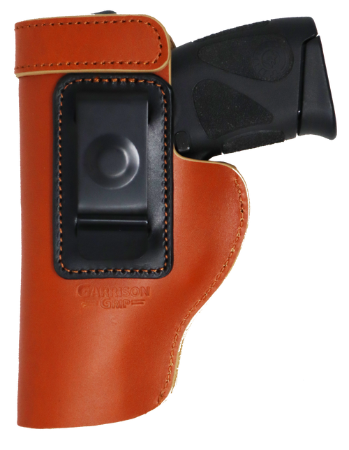 Garrison Grip Premium Brazilian Leather IWB Inside Waistband Holster Fits The Taurus PT111 Gen2 G2 & G2c