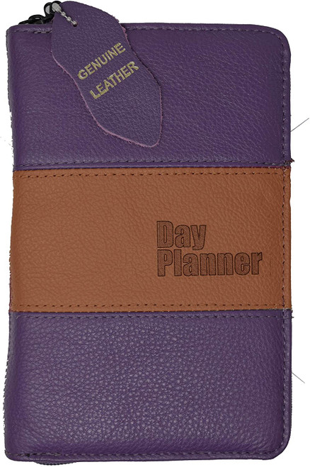 Garrison Grip Quality Leather CCW Day Planner Gun Case for Compact and Subcompact Guns (GTSN) PP