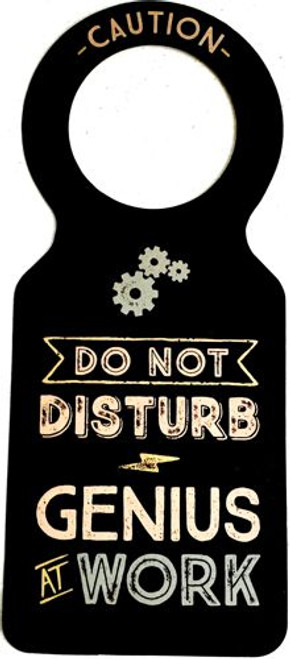 DO NOT DISTURB Doorknob Hanger