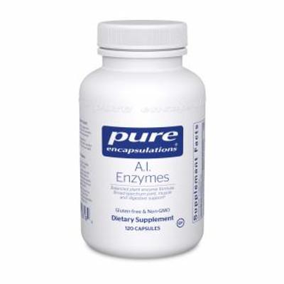 Pure Encapsulations A.I. Enzymes 120 capsules