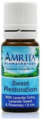 Amrita Aromatherapy Sweet Restoration Synergy Blend 10 ml