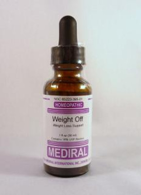 Dr. Recommends Weight Off 1 oz