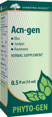 Genestra Acn-gen 0.5 fl oz (15 ml)