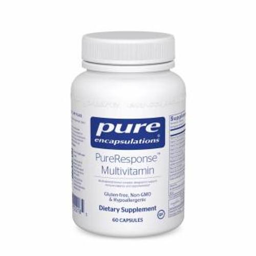 Pure Encapsulations PureResponse Multivitamin 60 capsules