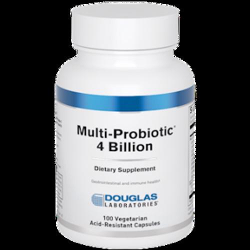 Douglas Labs Multi-Probiotic 4 Billion 100 capsules